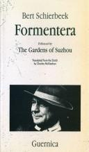 Cover of: Formentera and the Gardens of Suzhou
