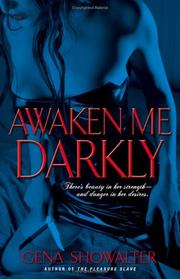 Cover of: Awaken me darkly