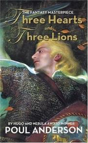 Cover of: Three Hearts and Three Lions