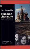 Cover of: Russian Literature
