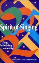 Cover of: Spirit of Singing