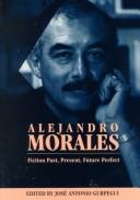Cover of: Alejandro Morales