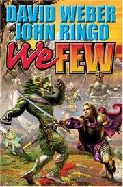 Cover of: We few | David Weber