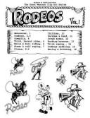 Cover of: Rodeos