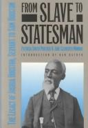 Cover of: From Slave to Statesman | Jane Clements Monday
