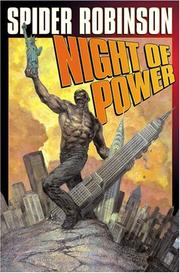 Cover of: Night of power