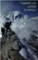 Cover of: American Alpine Journal, 1980