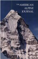Cover of: American Alpine Journal, 1987