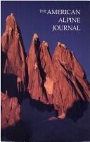 Cover of: American Alpine Journal, 1988 | American Alpine Club