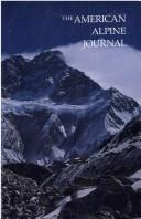 Cover of: The American Alpine Journal 1992 (American Alpine Journal)