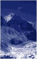 Cover of: Accidents in North American Mountaineering, 1994 (Accidents in North American Mountaineering)