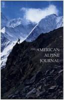 Cover of: American Alpine Journal 1995 (American Alpine Journal)