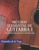 Cover of: Método Elemental de Guitarra