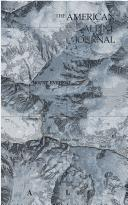 Cover of: American Alpine Journal, 1990 (American Alpine Journal)