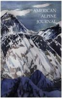Cover of: American Alpine Journal, 1993