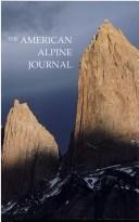 Cover of: American Alpine Journal, 1994