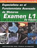 Cover of: ASE Test Prep Series -- Spanish Version, 2E (L1): Advanced Engine Performance Specialist (Delmar Learning's Ase Test Prep Series (Spanish Version))