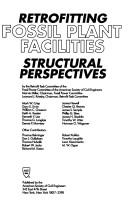 Cover of: Retrofitting Fossil Plant Facilities