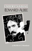 Cover of: Understanding Edward Albee
