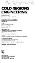 Cover of: Cold Regions Engineering