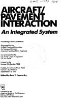Cover of: Aircraft/Pavement Interaction: An Integrated System
