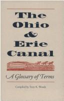 Cover of: The Ohio & Erie Canal