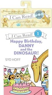 Cover of: Happy Birthday, Danny and the Dinosaur! Book and CD