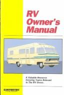Cover of: Rv Owner Manual