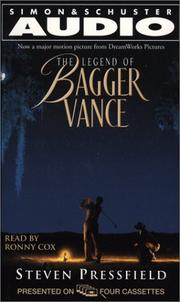 Cover of: The Legend of Bagger Vance |