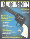 Cover of: Handguns 2004 (Handguns)