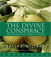 Cover of: The Divine Conspiracy CD