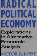 Cover of: Radical political economy