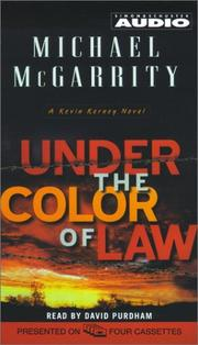 Cover of: Under the Color of Law (Michael Mcgarrity's Exciting Series)