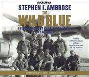 Cover of: The Wild Blue | Ambrose, Stephen E.