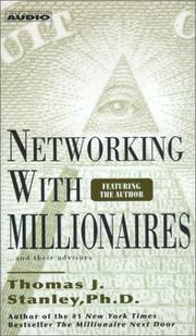 Cover of: Networking with Millionaires... and Their Advisors