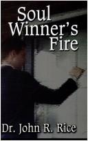Cover of: The soul-winner's fire