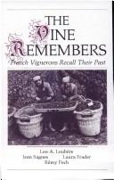 Cover of: Vine Remembers
