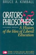 Orators & philosophers by Bruce A. Kimball