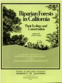 Cover of: Riparian forests in California |