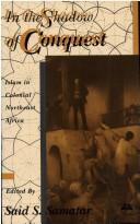 Cover of: In the Shadow of Conquest | Said S. Samatar