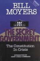 Cover of: The secret government