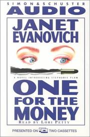 Cover of: One for the Money (Stephanie Plum Series, No. 1)