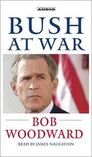 Cover of: Bush at War: Inside the Bush White House