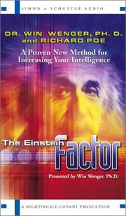 Cover of: The Einstein Factor | Richard Poe
