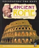 Cover of: Ancient Rome (Excavating the Past) | Fiona MacDonald