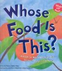 Cover of: Whose Food Is This?