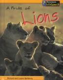 Cover of: A Pride of Lions (Spilsbury, Louise. Animal Groups.)