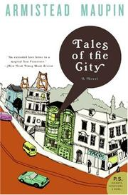 Cover of: Tales of the City
