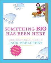 Cover of: Something Big Has Been Here CD