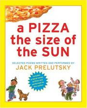 Cover of: A Pizza The Size of The Sun CD